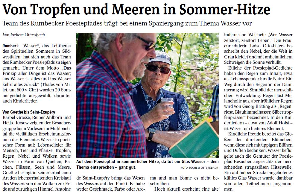 Presse Spiegel